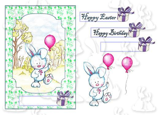 Easter Or Birthday (Card No 5V)