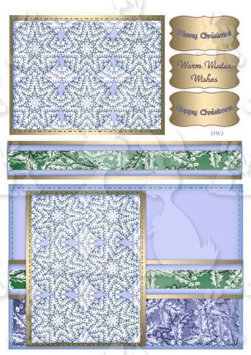 3 Snow Globe design sheet-DWJ