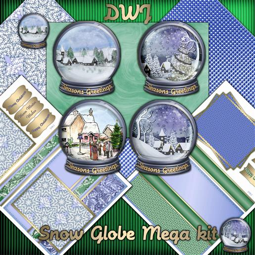 5 Snow Globe  background 2-DWJ