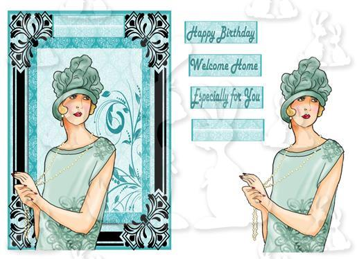 Especially for you (A5 card No 11M)