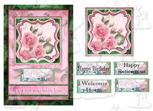 welcome home (A5card No 29M)