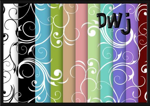 Simply flourished 1-DWJ