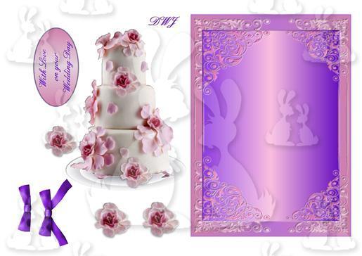 Wedding cake-DWJ