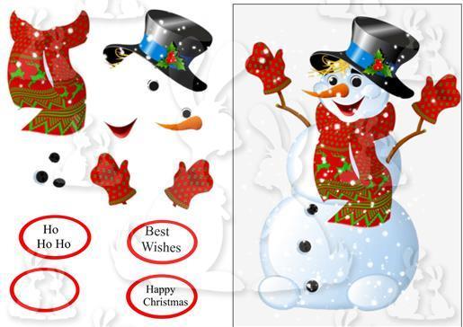 .mr snowman