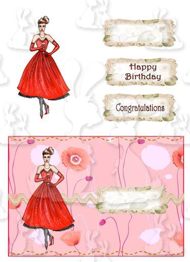 Congratulations (Landscape card No 73R)