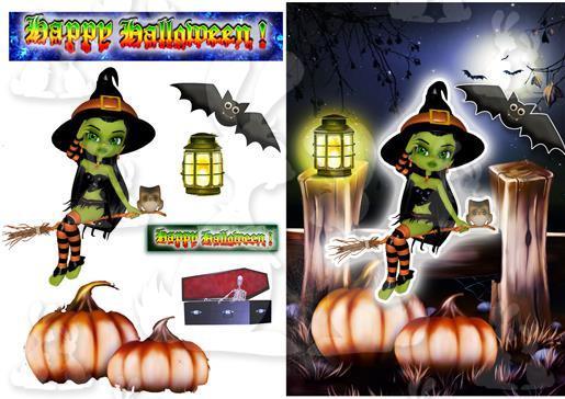 halloween 5 plc