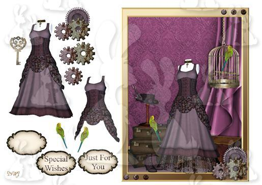 1b Steampunk Fashion -DWJ