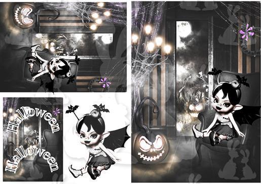 halloween babe plc