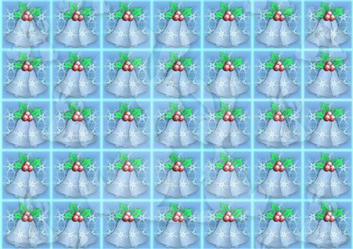Christmas Bells Background [2]-DWJ
