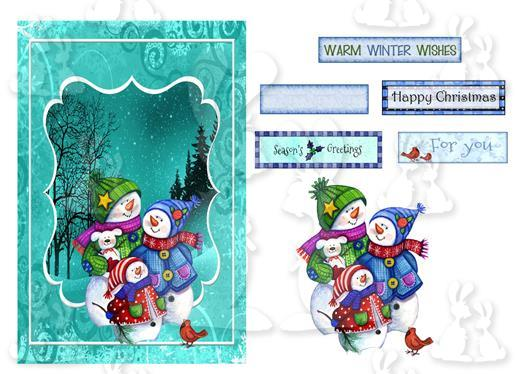 Christmas  Greeting (No 7S)