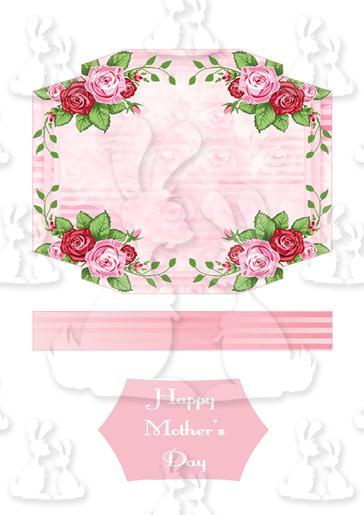 Mothers Day Easel Card (b)