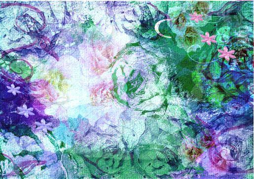 Floral background C-DWJ