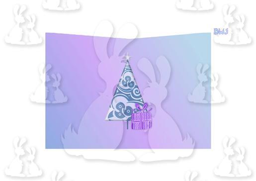 4 Foldback Fairy Back -DWJ