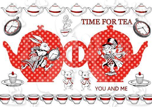 teatime greetings