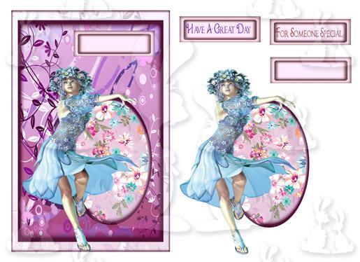 For someone special (card No 7V}