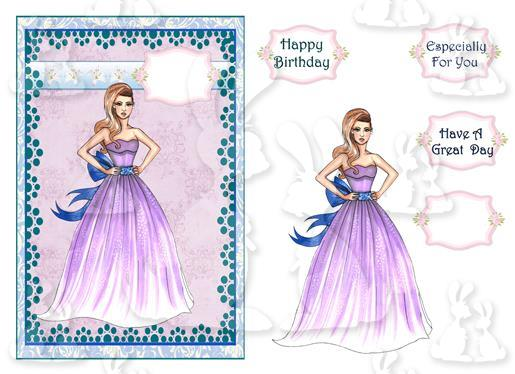 For all occasions (A5 card No 67R)