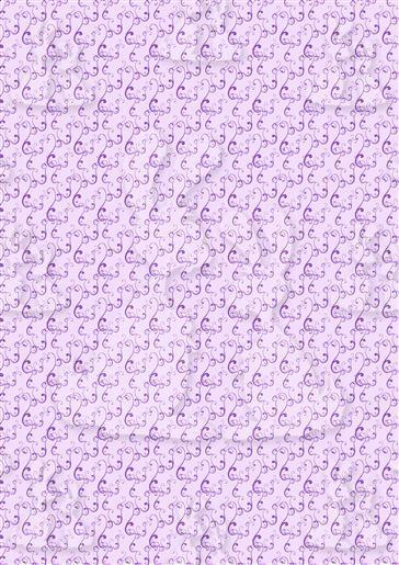 Lilac Fashion Paper