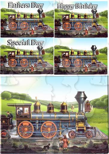 the train plc