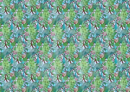 Peacock Sheet 3-DWJ