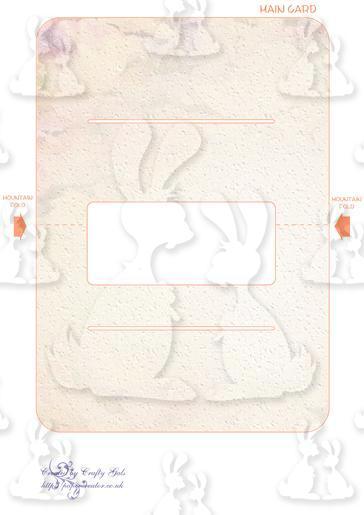 Daisy Splash Shelf Card Main