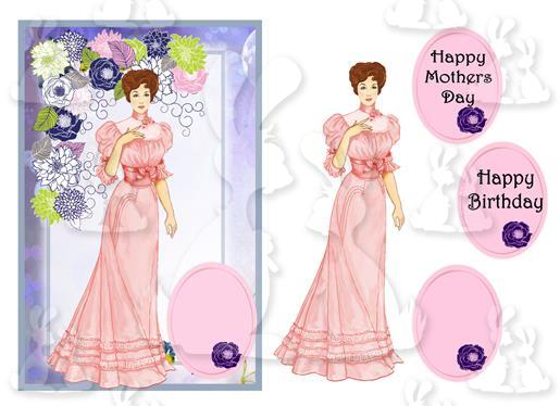 Mothers Day Birthday (card No 9V)