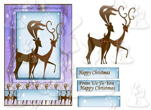Christmas (A5 card M1)