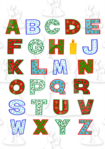 Christmas_alphabet