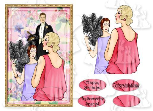 For all occasions (A5 card No 60R)