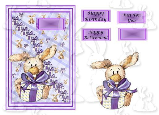 Present For You (A5 card No 27M)