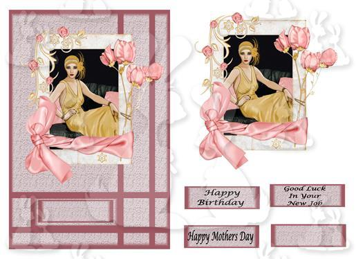 For all occasions (A5 card No 42R)