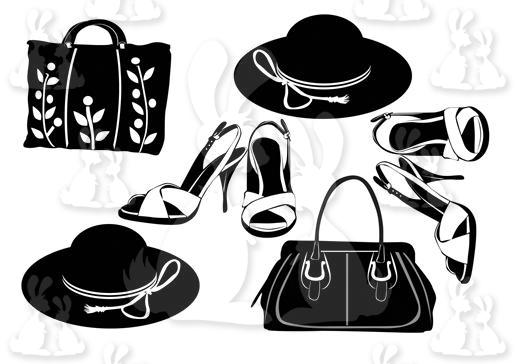 Hats, Bags and Shoes