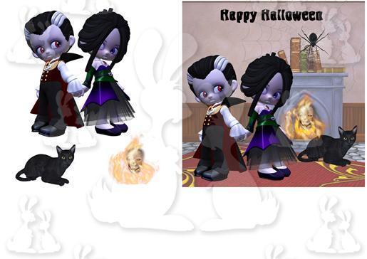 halloween plc