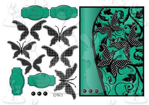 Paper Flutters Spotty-DWJ
