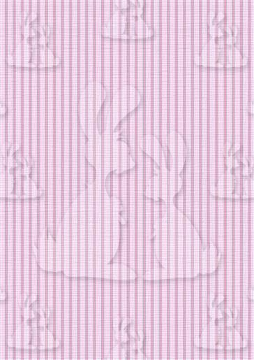 Jigsaw Set Pink Stripes