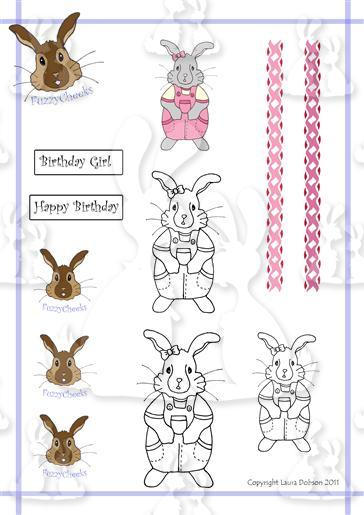 FuzzyCheeks Digi Stamps bib n bras girl1