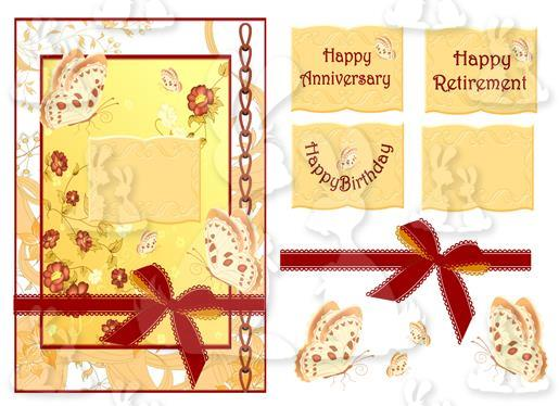 anniversary (A5card No 32M)