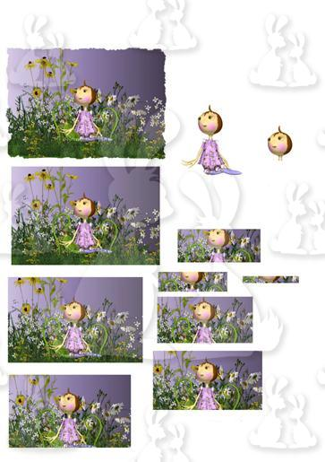 Among the Daisies