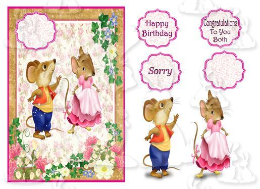 For all occasions (A5 card No 63R)