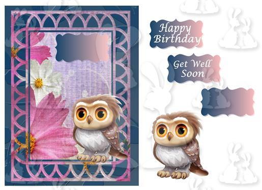 Get well soon (card No 20 V)