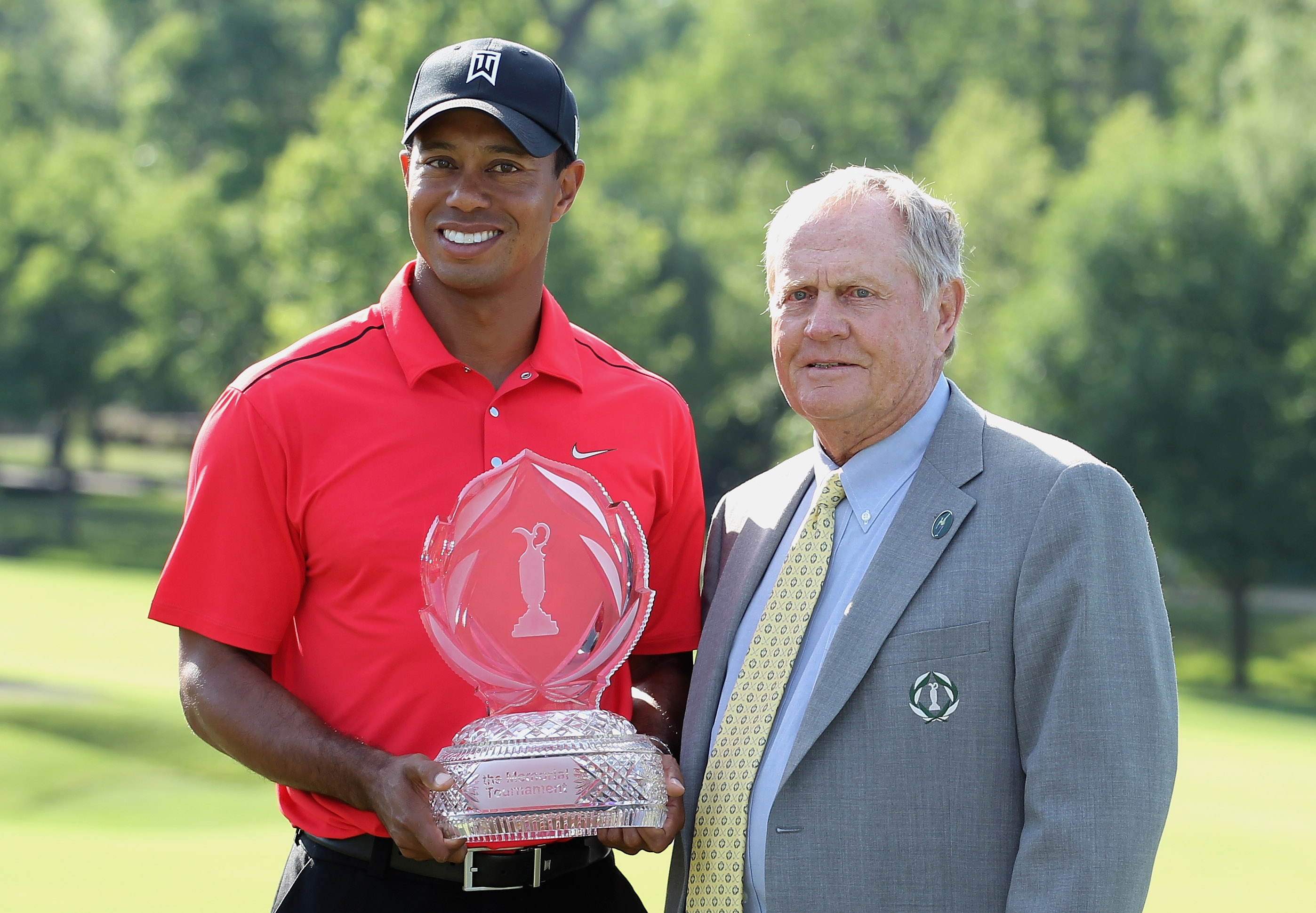 Tiger Woods commits to play Memorial for next tournament
