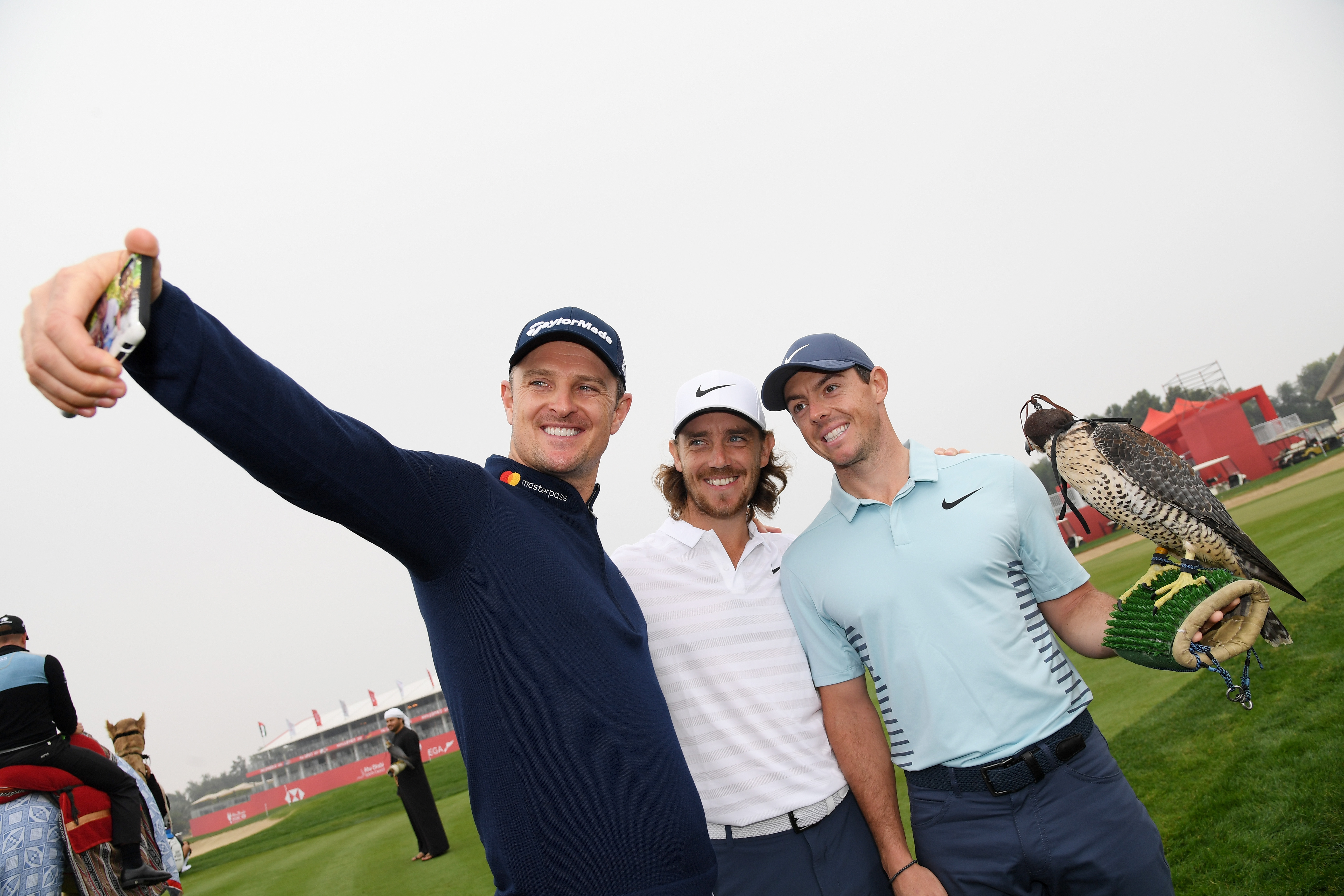 Only 2% of golf fans can identify the world's current top 100 players