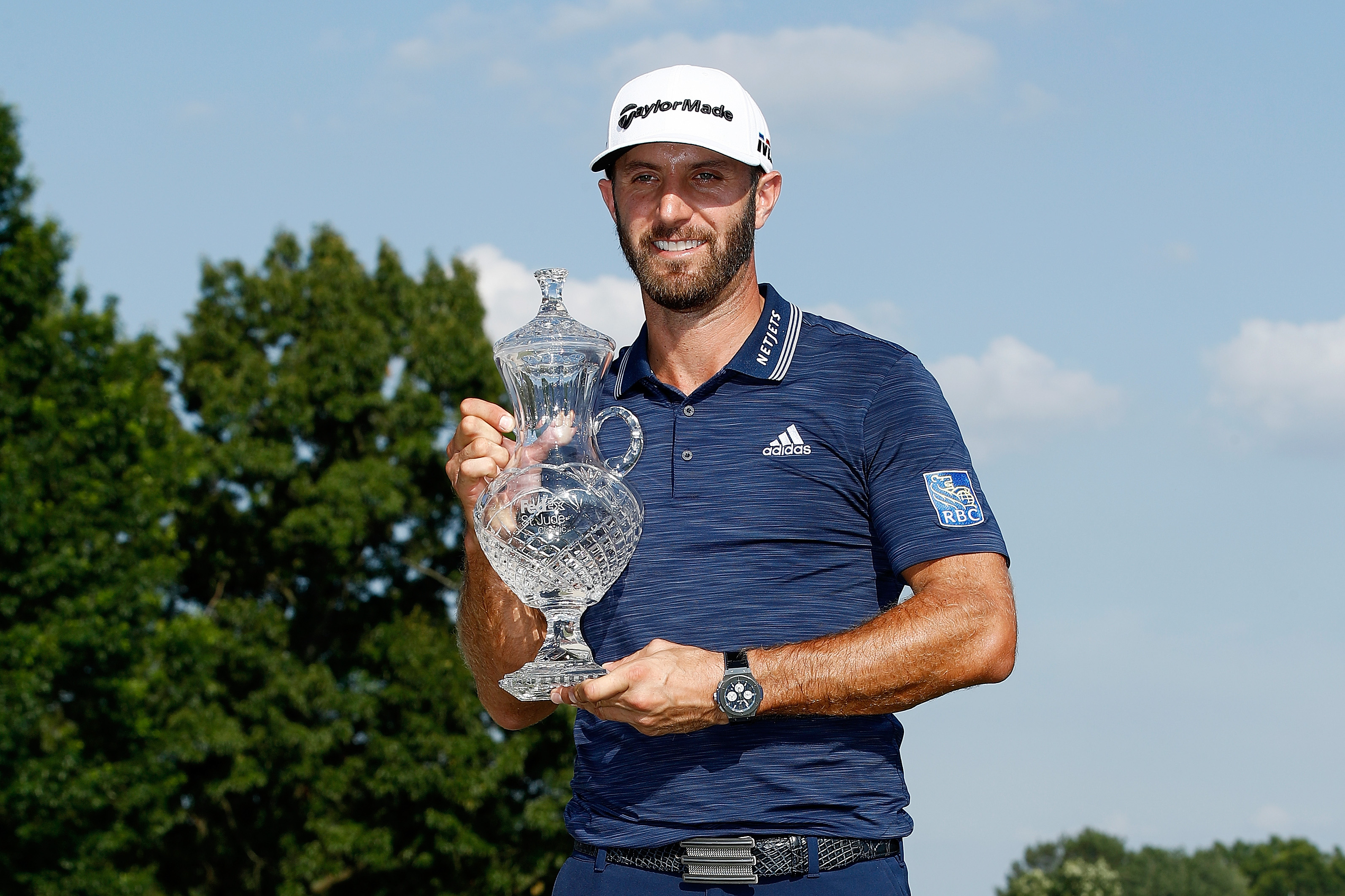 Dustin Johnson regains world number one spot with win…