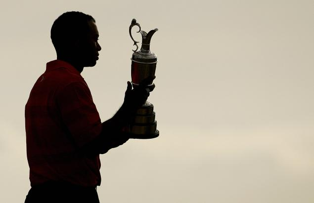 Woods to play British Open at Carnoustie