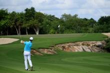 How to hit the low skinny pitch like Zach Johnson