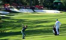 "Golf Tips: How to ""master"" uphill, downhill, sidehill shots like at Augusta"