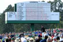 """Jordan Spieth: """"I didn't look once"""" at a Masters board on Sunday"""