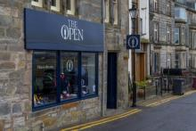 R&A and links trust defend new 'The Open' brand for Tom Morris golf shop in St Andrews