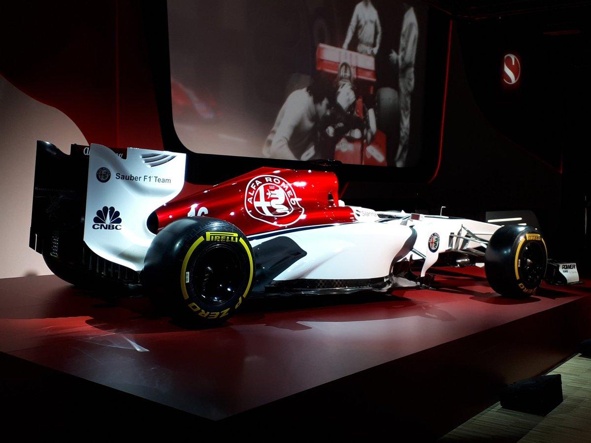 Alfa Romeo Sauber, F1,