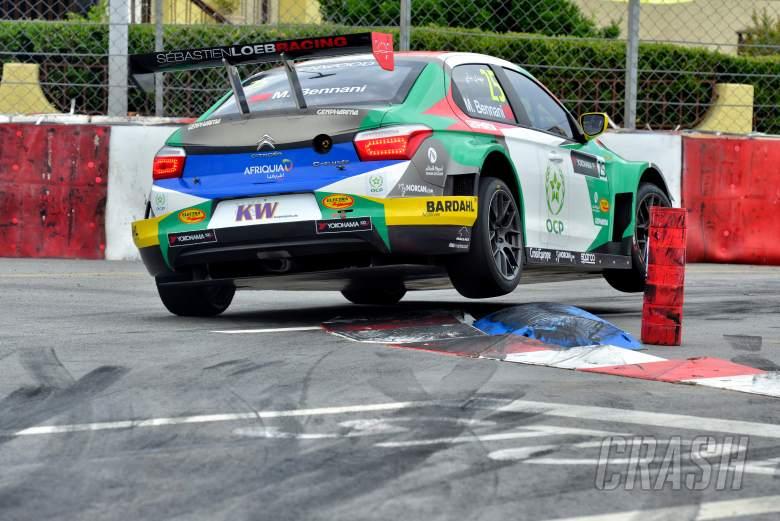 WTCC: Mehdi Bennani - Sebastien Loeb Racing Citroen C-Elysee