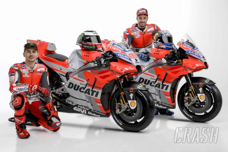MotoGP: Ducati will fight to keep Dovizioso, Lorenzo